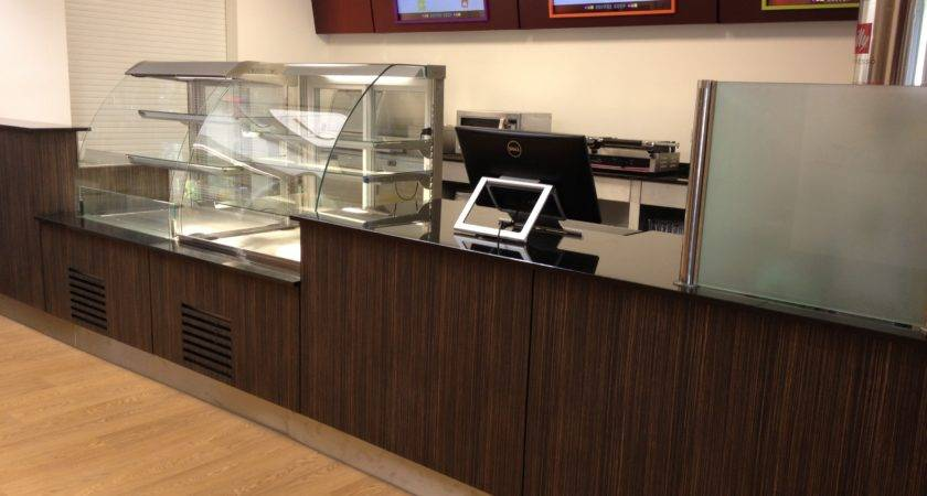 Fitting Way Sell Serve Counters Nightclubs