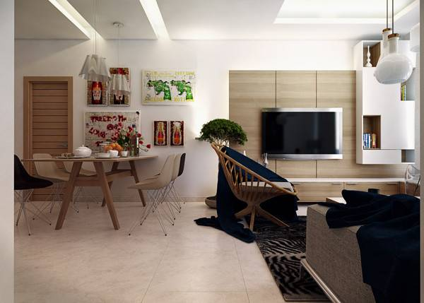 Five Apartments Koj Design Visualized