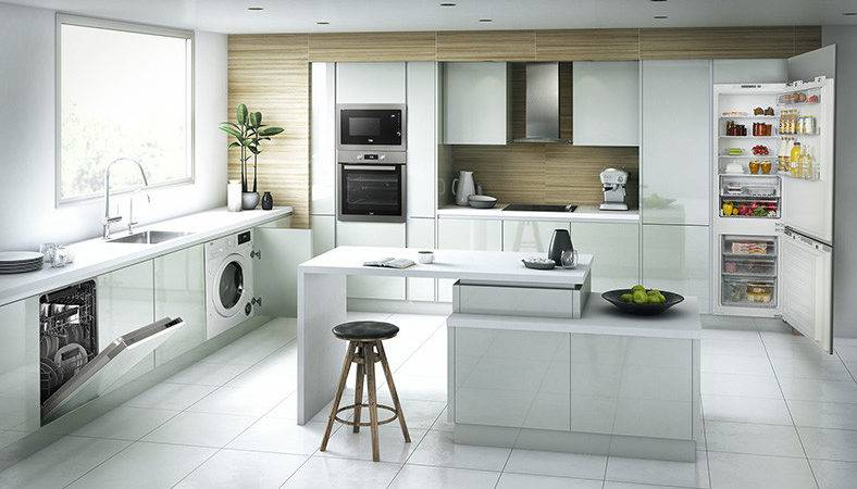 Five Benefits Built Kitchen Beko