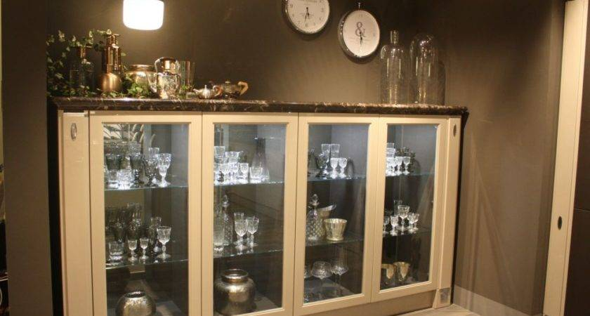Five Types Glass Kitchen Cabinets Their Secrets