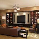 Flat Screen Television Also Ideas Large Living Room