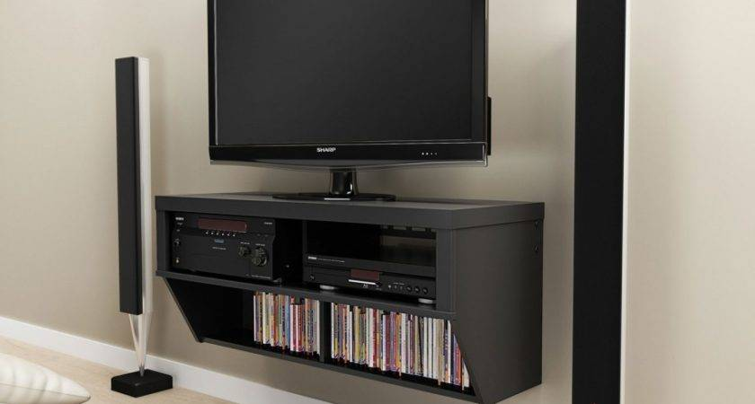 Flat Screen Wall Cabinets Offering Space Saving