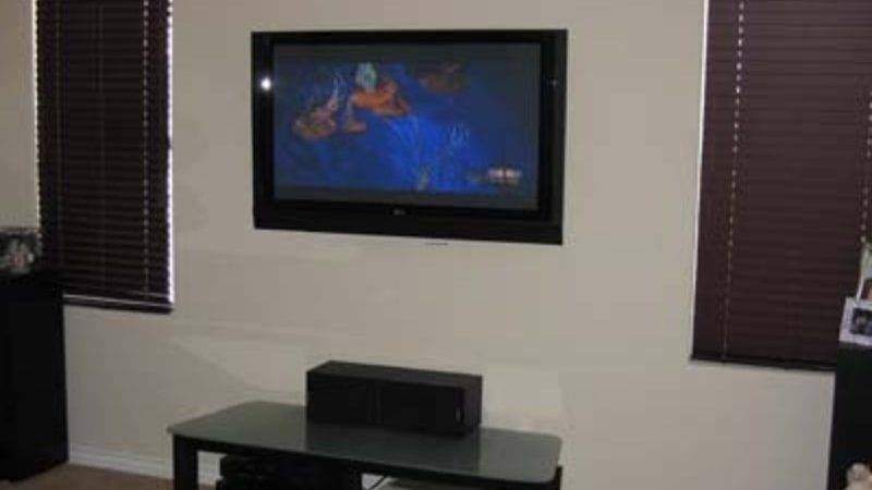 Flat Screen Wall Mount Ideas Car Interior Design