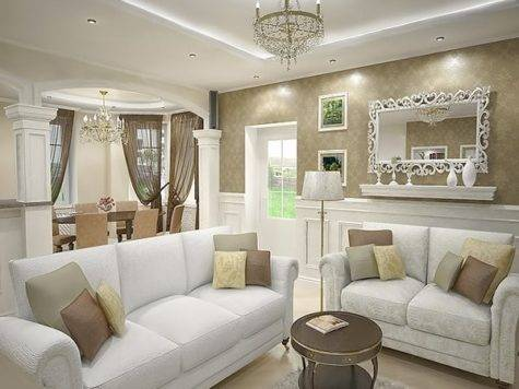Flexible Beige Living Room Designs Home Design Lover
