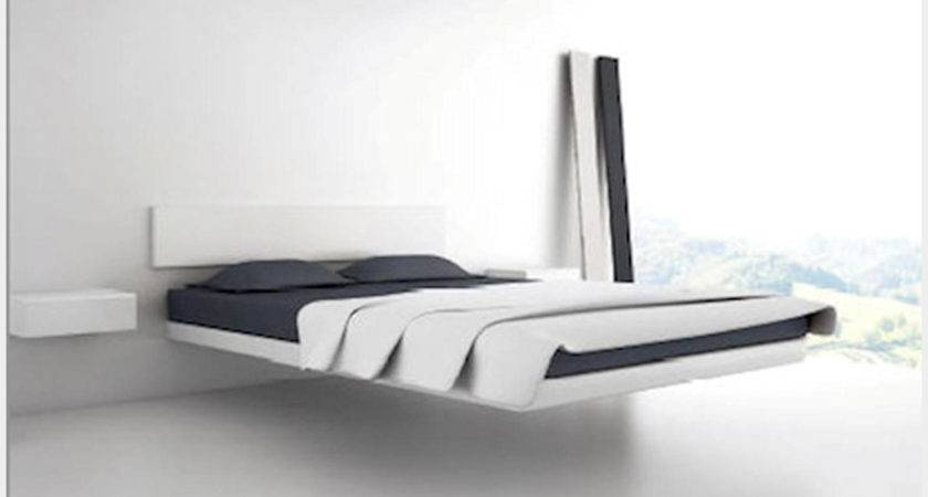 Floating Bed Plans Home Design Ideas Regard Top