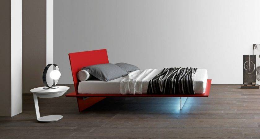 Floating Bed Woodworking Plans
