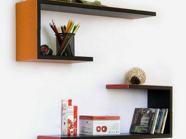 Floating Shelves Fabulous Functional Wall Decoration