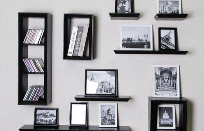 Floating Shelves Ideas Decorating Home Design