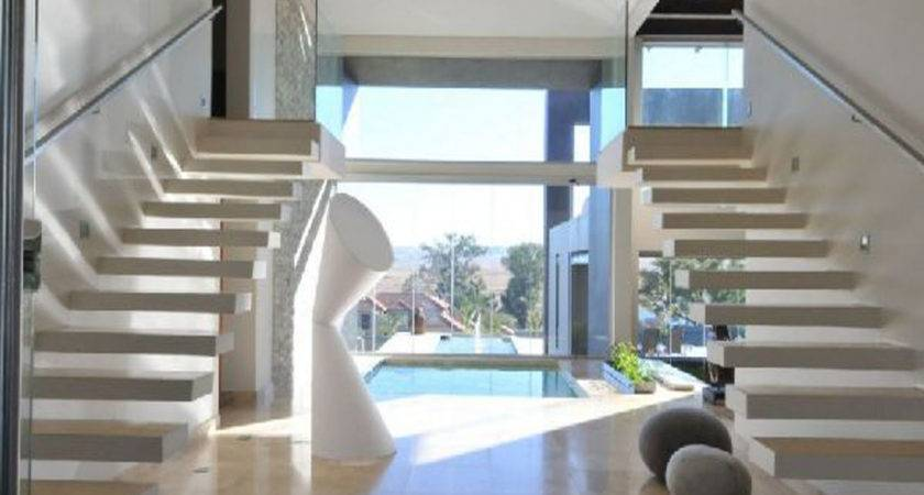 Floating Staircase Design Modern Home Furniture