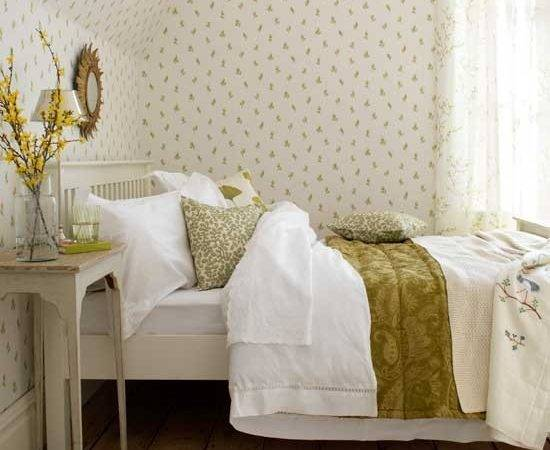 Floral Bedroom Decorating Ideas