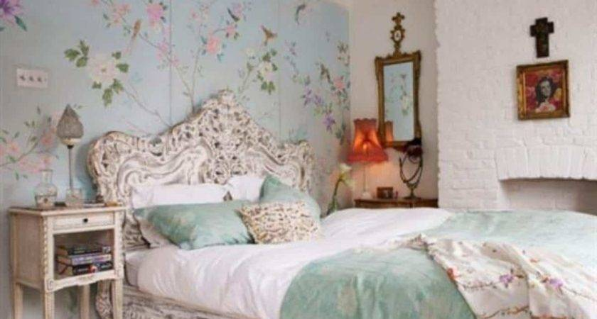 Floral Bedroom Idea Romantic Newlyweds Night Pretty