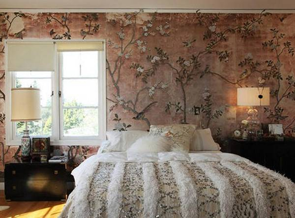 Floral Bedroom Ideas Theme Home Design
