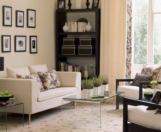 Floral Carpet Living Room Furniture