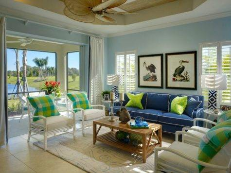 Florida Room Furniture Living Tropical Homes Ring Top