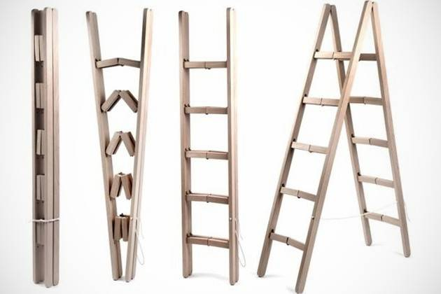 Folding Corner Ladder Bonjourlife