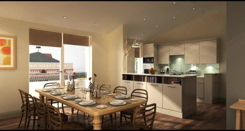 Follow Kitchen Dining Room Design Ideas Your