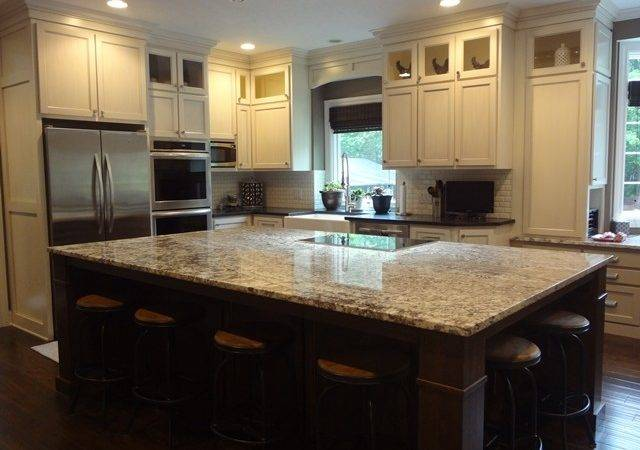 Foot Kitchen Island Home Design