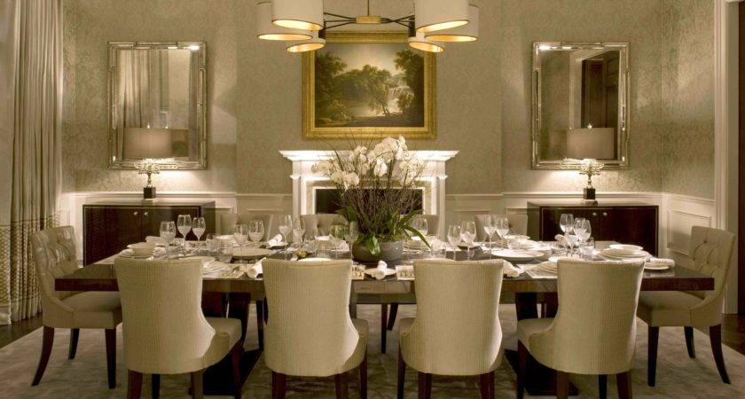 Formal Dining Room Decor Ideas Interior Design
