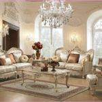 Formal Living Room Sofa Luxury Furniture Sets
