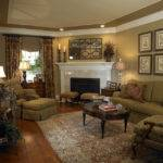 Formal Living Room Traditional Austin