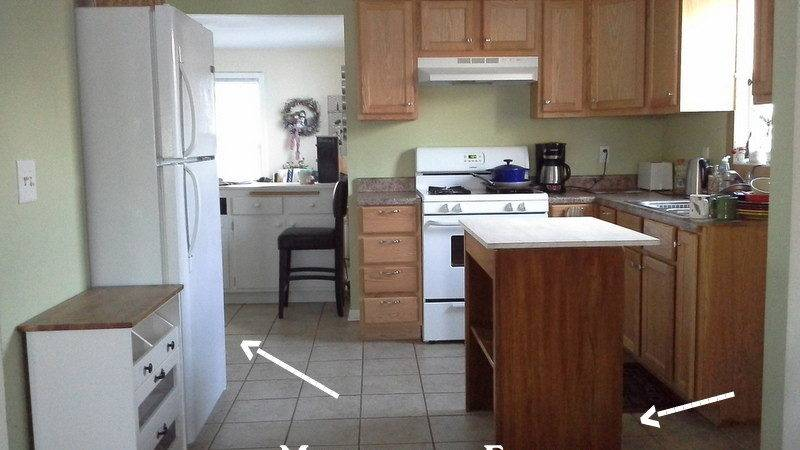 Found More Kitchen Counter Space Stow Tellu