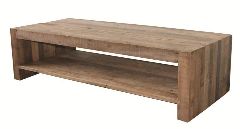 Four Hands Sierra Beckwourth Coffee Table Single