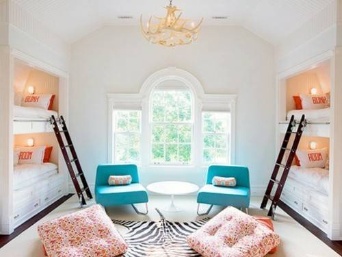 Four Kids One Room Bunk Beds Decoholic