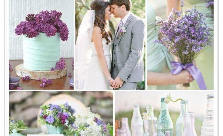 Four Unexpected Wedding Color Schemes Work