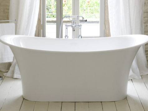 Freestanding Baths Curious America