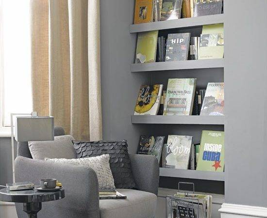 Freestanding Bookcase Your Alcoves