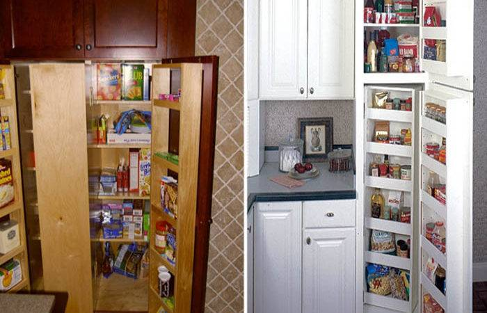 Freestanding Pantry Kitchen Rafael Home Biz