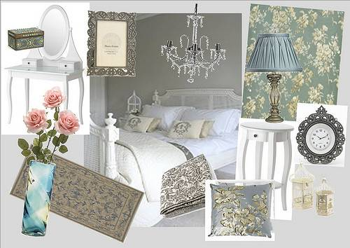 French Bedroom Furniture Shabby Chic Design Flag