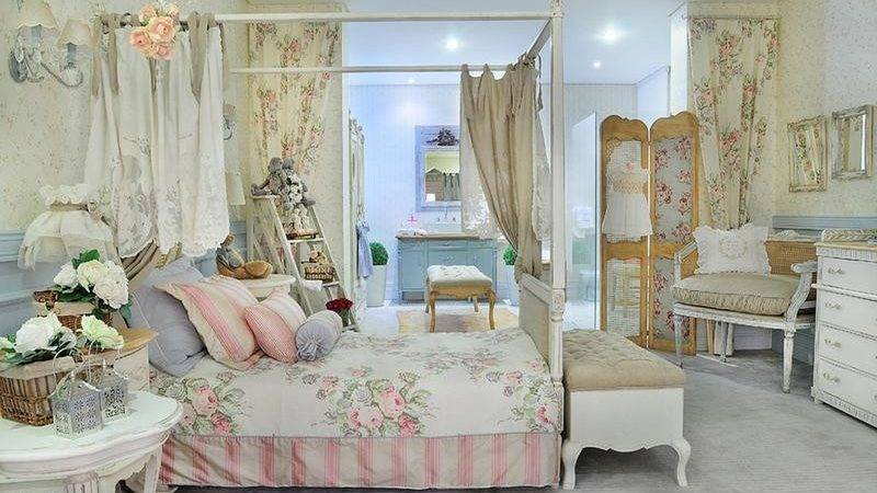 French Bedroom Overwhelming Decorating Ideas