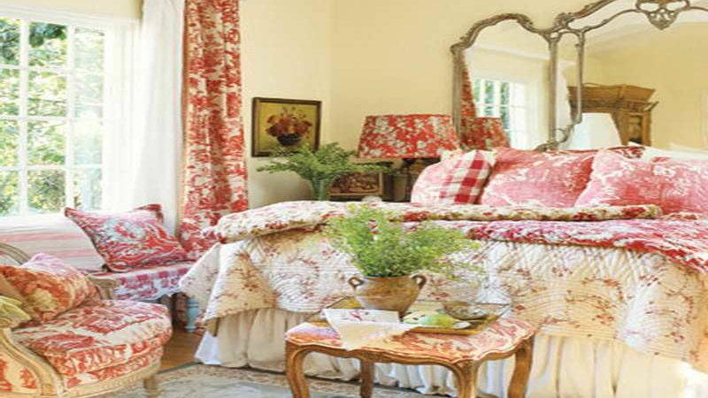 French Cottage Decorating Ideascottage Bedrooms Inspiring