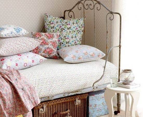 French Country Bedroom Iron Bed Furniture High