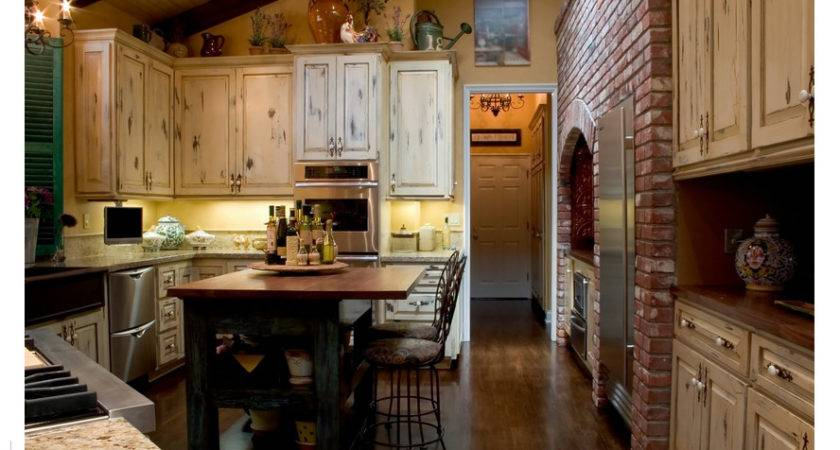 French Country Kitchen Photos Design