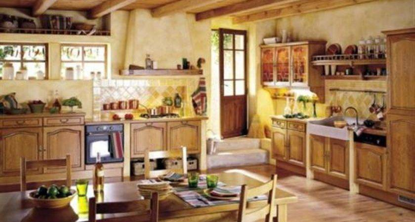French Country Villas Interior Decobizz