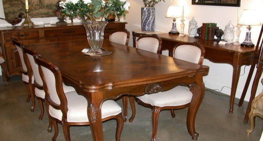 French Dining Room Sets Provincial