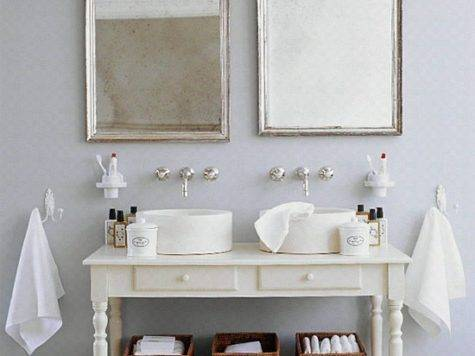 French Style Bathroom Two Idea Marble