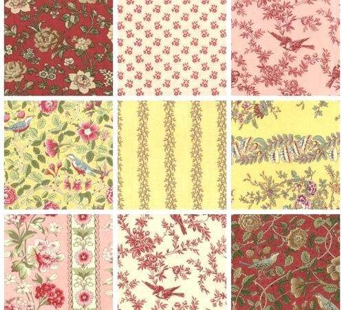 French Style Quilts Nnect