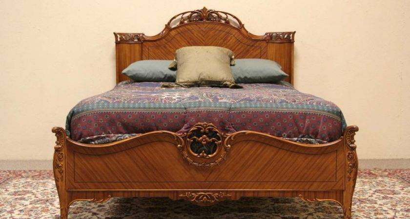 French Style Vintage Bedroom Set Ebay