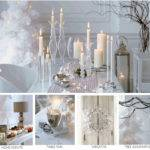 Frontgate Holiday Decor Challenge Pinterest White
