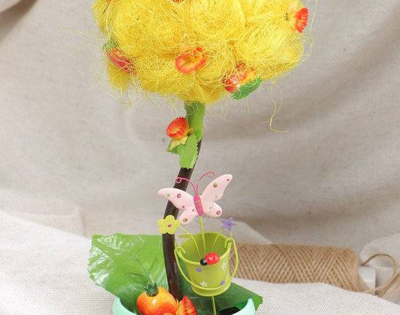 Fruit Decor Topiary Tree Ball Happinesstree