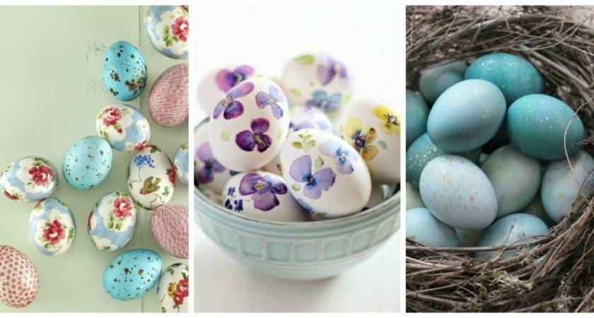 Fun Easter Egg Designs Creative Ideas Decorating