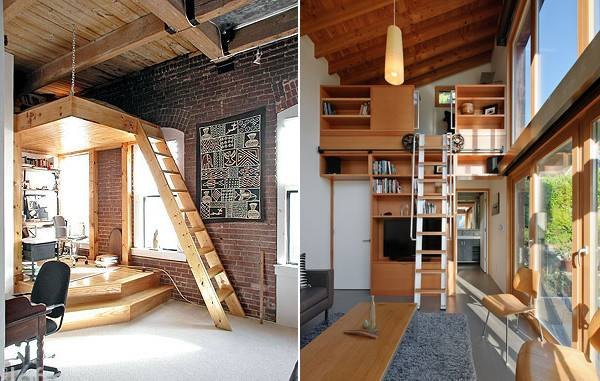 Functional Loft Spaces Interior Design