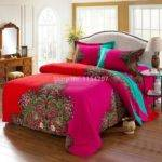 Funda Nordica Bohemian Bedding Set Boho Style Bedclothes