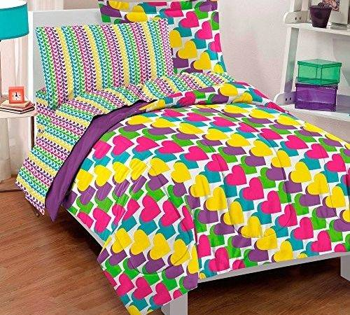 Funky Multi Colored Bedding Check Out These Designs
