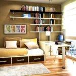 Furniture Apartment Bedroom Living Room Bookshelves