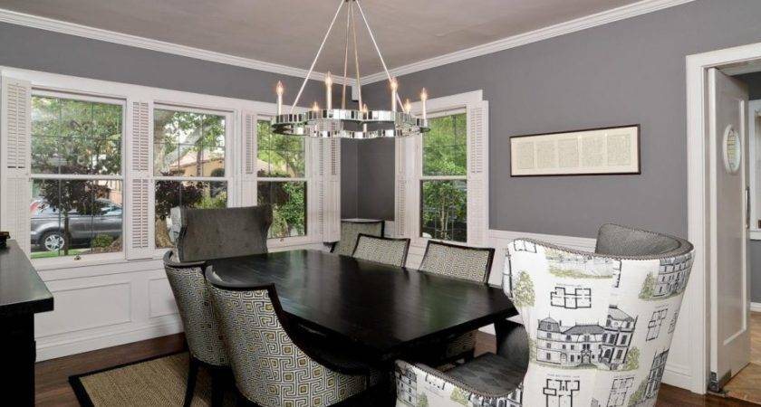 Furniture Blue Gray Dining Room Ideas Green Grey