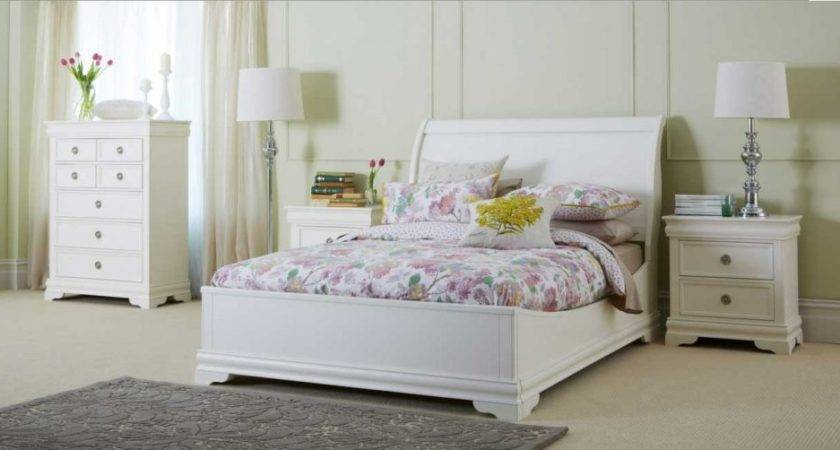 Furniture Brighten Your Room White Bedroom